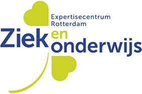 Logo Expertisecentrum Ziek en Onderwijs Rotterdam