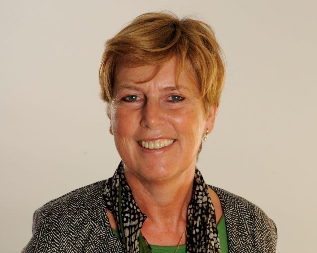 Jolanda Egberink is de nieuwe manager van het Expertisecentrum
